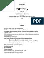 Preescolar o ESTÉTICA 02 Galego GustavTheodor Fechner