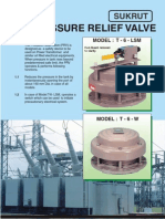 Pressure Relief Valve-New