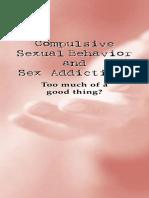 Addiction Brochure