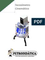viscosimetro cinematico de imerção