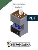 viscosimetro saybolt