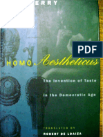 homo aestheticus - the invention of taste in the democratic age.pdf