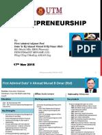 skmm1922 Entrepreneurship Presentation UTM 17 Nov 2015 R1.pdf