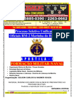 APOSTILA I - FORMAÇÃO MILITAR NAVAL - Completa.pdf