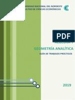 Guía TP 2019 algebra y geometría