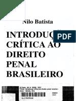 BATISTA, Nilo - Introdução Crítica ao Direito Penal Brasileiro.pdf
