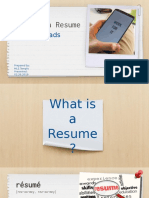 Writing A Resume -Demo.Lecture.pptx