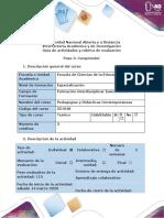 Guía de actividades y rúbrica de evaluación  Paso 3. Comprender (3)