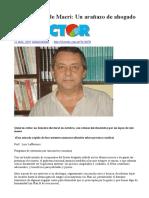 2019-04-22 El Sector Lafferriere Paquetazo K de Macri