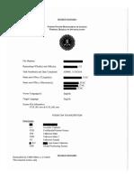Transcript of Papadopoulos's Oct. 31, 2016 conversation with FBI informant