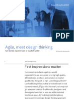 Agile-meet-design-thinking
