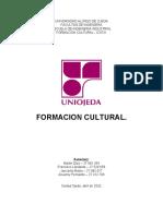 Formacion Cultural - 2