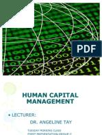 Human Capital Management Article Presentation 1