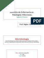 Saberes Previos Microbiología