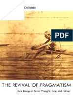 Revival of Pragmatism_ New Essays on Social Thought, Law, and Culture.pdf