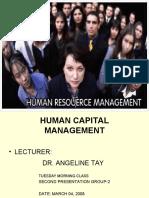 Human Capital Management Article Presentation 2