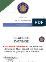 06.Teori - Pemetaan ERD ke Model Relasional EN