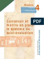 CONCEVOIR ET METTRE EN PLACE LE SYSTEME DE SUIVI EVALUATION.pdf