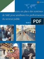 COMMENT METTRE EN PLACE UN SYST DE S&E POUR AMELIORER LES PERFORMANCES DU SECTEUR PUBLIC.pdf