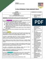 PLANIFICACIÓN AULA INTEGRADA en VENEZUELA