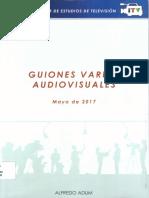 GUIONES VARIOS AUDIOVISUALES.pdf