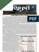 GOSPEL 19 December