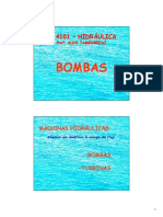 Bombas Hidraulica