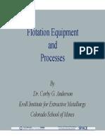 AndersonLecture2017FlotationEquipmentandProcessesCompatibilityMode
