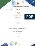 Fase 2 - Reconocer los diferentes métodos de análisis de circuitos resistivos