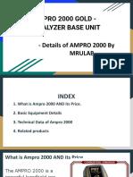 AMPRO 2000 GOLD  (1).pptx