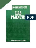 Pelt Jean Marie - Las Plantas