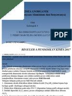 JAWABAN KIMIA ANORGANIK KEL 4 ALUMINIUM tanpa warrant