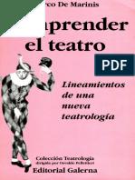 MARINIS, Marco De - Comprender el teatro I.pdf