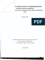 Towards an understanding of Amayeza esiXhosa stores (African chemists) - how they operate, and the services they offer in the Eastern Cape - Cocks ML(1997).pdf