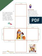 boxitects activity sheets 2