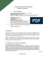 GFPI-F-019 Formato Guia de Aprendizaje Base de Datos