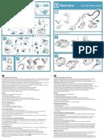 Manual Aspirator Puternic Electrolux