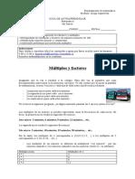 GUIA DE AUTOAPRENDIZAJE MULTIPLOS Y FACTORES.doc