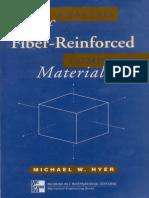 Stress Analysis of Fiber-Reinforced Composite Materials - M. W. Hyer (McGraw-Hill, 1998)