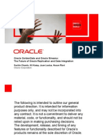 Introduction to Oracle Golden Gate