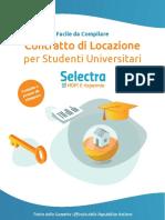 contratto locazione studenti universitari