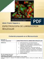 Esp de Luminiscencia Molecular