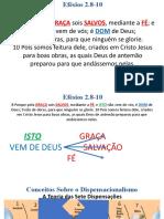 Efésios 2.8-10