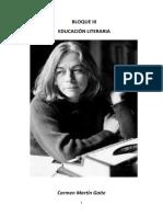 Carmen Martín Gaite - Apuntes