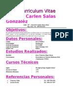 Carlen Salas González