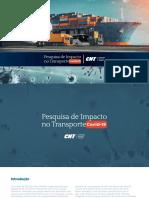 Pesquisa de Impacto no Transporte - Covid-19 - CNT