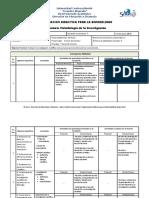 Planificacion didactica Unidad I (1)
