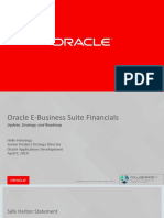 Oracle E-Business Suite Financials_ Update_ Strategy_ and Roadmap