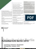 Polizeibericht Berlin 2010