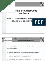 Aula_07V1_-_Discordâncias_e_Mecanismos_de_Aumtento_de_Resistência